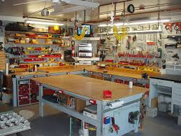 garage shop layout ideas dream electronics projects workbench google search bench ideas