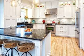 kitchen cabinets with light floor 7 attractive kitchens with light wood floors of the home