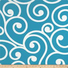 Outdoor Fabric Richloom Solarium Outdoor Best Turquoise Discount Designer