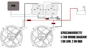 wiring diagram how to wire electric fan wiring diagram radiator