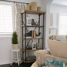 affordable farmhouse shelves no diy required fox hollow cottage