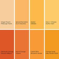 orange spice color interior orange paint colors picture rbservis com