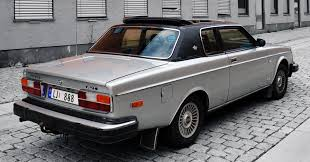 classic volvo coupe 1978 volvo 262 c coupé related infomation specifications weili