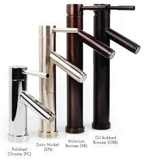 Vessel Faucets Oil Rubbed Bronze Echo Vessel Faucet