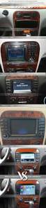 1998 2005 mercedes benz cl w215 gps navigation system radio dvd