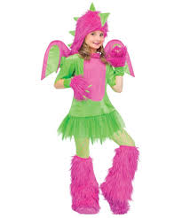 Dragon Unique Girls Costume Halloween Costumes