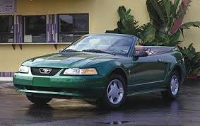 ford mustang 2005 mpg used 2000 ford mustang mpg gas mileage data edmunds