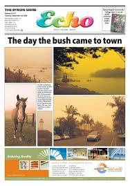 byron shire echo u2013 issue 24 17 u2013 29 09 2009 by echo publications