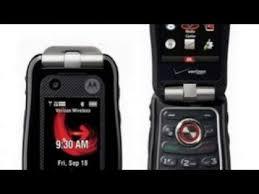 Rugged Smartphone Verizon Motorola V860 Barrage Verizon Wireless Mil Spec Rugged 2mp Cell