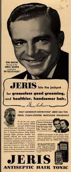 jeris hair tonic history vintage beauty and hygiene ads of the 1950s page 19