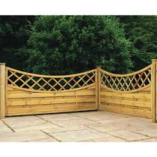 fresh buy fence panels and posts 15009