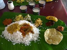 food kerala style lunch i beevi s kerala cuisine
