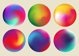 Tutorial Illustrator Gradient   to create colourful gradient orbs in illustrator