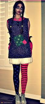 creepy doll costume doll costume