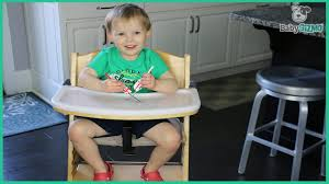 Best High Chair For Babies Keekaroo Right Height High Chair Best High Chairs For Baby Youtube