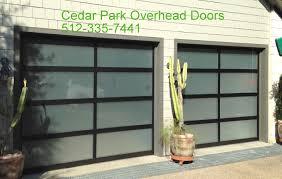 Pro Overhead Door by Full View Aluminum U0026 Glass Doors Cedar Park Overhead Doors