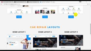 auto plus u2013 car wash and car repair html template youtube