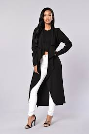 business casual casual coat black