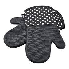 gant de cuisine anti chaleur deik gants de cuisson mitaines de four 300 c gant barbecue gants
