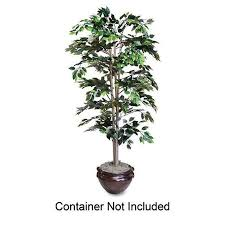 buy nudell plastics 953284 tree container for artificial lifelike