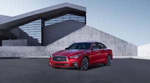 infiniti q50 2018 infiniti q50 revised styling extra tech for 3 series rival