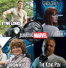 Meme Marvel - jurassic marvel jurassic park know your meme