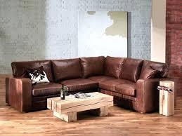 Second Hand Ikea Sofa Leather Sofa Monroe Square Corner Leather Sectional Custom
