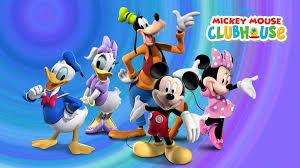mickey and friends clubhouse disney cartoon for children desktop