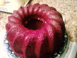 red velvet bundt cake with a cream cheese filling kayla kakes