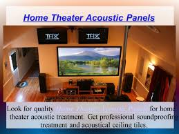 home theater soundproofing home theater wall treatment powerpoint presentation ppt