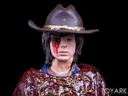 Carl Walking Dead Halloween Costume Mcfarlane Toys Walking Dead Carl Grimes Color Tops