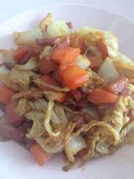 cuisiner un chou chinois wok de chou chinois carottes et bacon fooooood chou