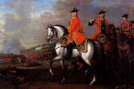 Ii The Battle Of Dettingen 1743
