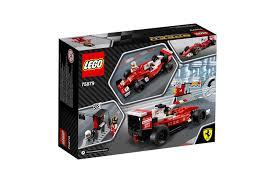 ferrari lego speed champions ck modelcars 75879 lego speed champions scuderia ferrari sf16