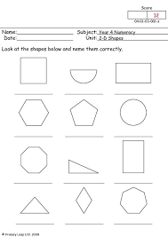 primaryleap co uk 2d shapes worksheet