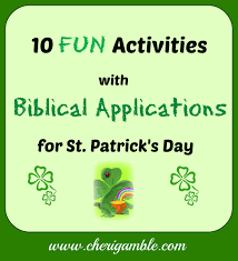 st patricks day writing paper 10 fun activities with biblical applications for st patrick s day 10 fun activities with biblical applications for st patrick s day