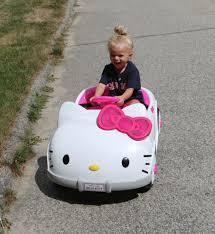 family fun dynacraft kitty car stylish moms