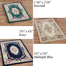 3 X 4 Area Rug Serena Aubusson Area Rugs