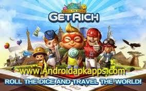 game get rich mod untuk android download line let s get rich apk mod v1 4 0 full obb data