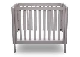 Mini Crib Mattress Size by Bennington Elite Mini Crib With Mattress Delta Children U0027s Products