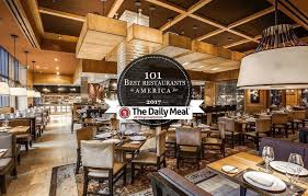 101 best restaurants in america