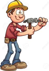 construction worker clipart clipground