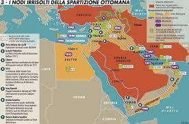 impero ottomano i nodi irrisolti della spartizione ottomana limes