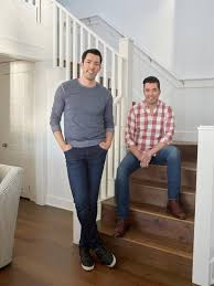 How To Be On Property Brothers Hgtv Property Brothers Drew And Jonathan Scott Visit High Point To