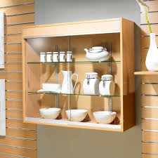 Shop Display Cabinets Uk Cabinets Glass Wall Mounted Display Cabinets Glass Wall Mounted