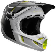 motocross fox fox accessories cars fox v3 vortex cross helmet black green