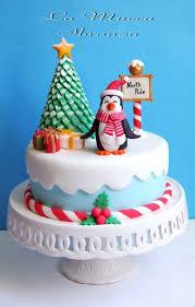 437 best penguin cakes images on pinterest penguin cakes