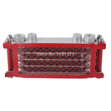 suzuki motorcycle 150cc motorcycle radiator oil cooler cooling for universal atv honda