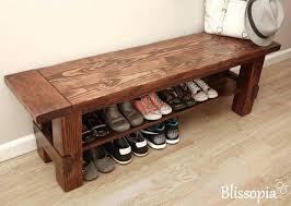 Shoe Bench Uk Bench With Shoe Rack U2013 Amarillobrewing Co