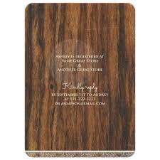 rustic bridal shower rustic bridal shower invitation ivory lace wood